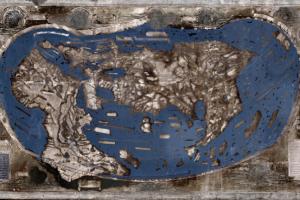 Ученые восстановили карту, вдохновившую Колумба на открытие Америки