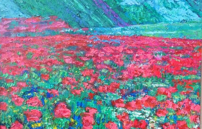 В ЦУМе открывается выставка картин «Моя Украина»