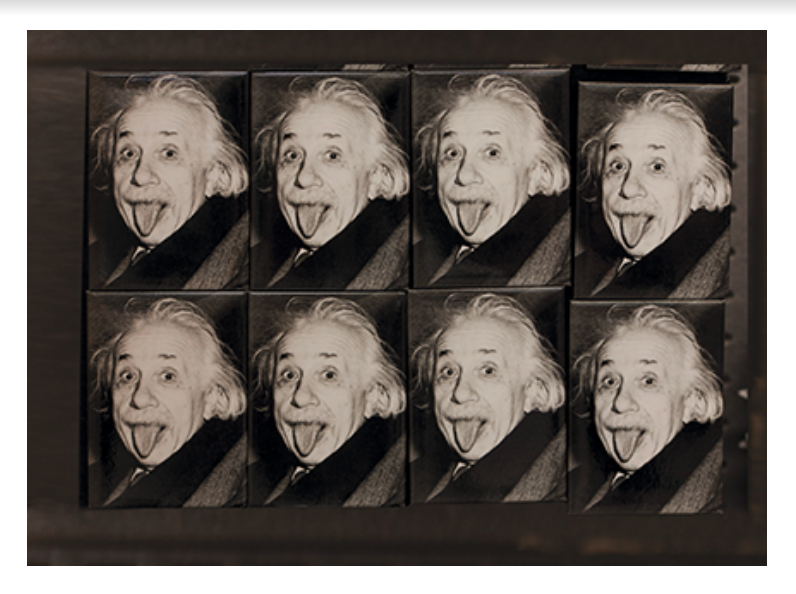 Секрет Эйнштейна