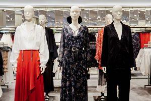 В Киеве состоялась вечеринка в честь открытия первого магазина H&M
