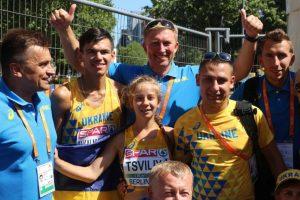 Чемпионат Европы: первая медаль в истории и рекорд Украины