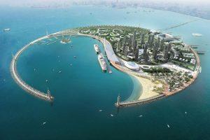 Искусственный эко-остров появится в Южно-Китайском море