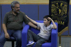 В Мексике ребенок-вундеркинд поступил в университет