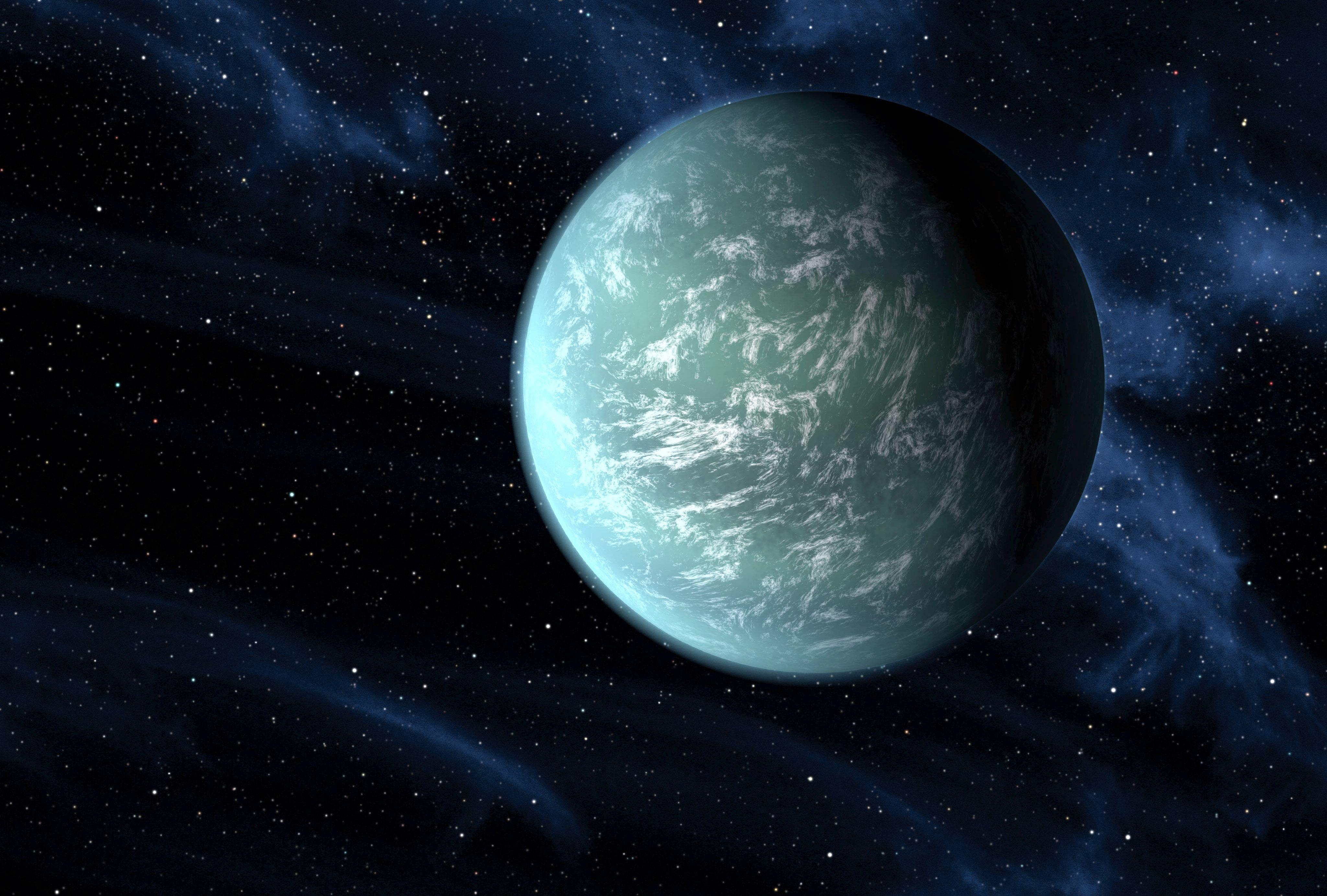 Астрономы из Гарварда предсказали океаны на крупных экзопланетах.Вокруг Света. Украина