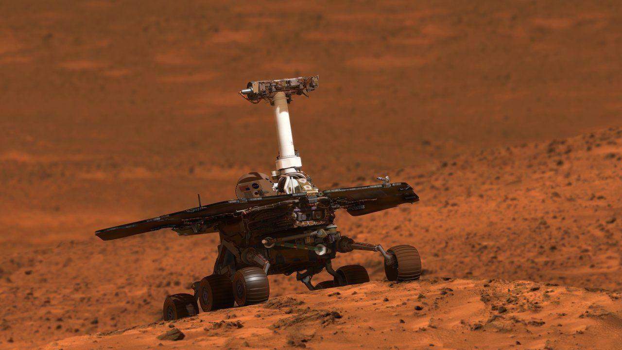 NASA потеряло марсоход Opportunity.Вокруг Света. Украина
