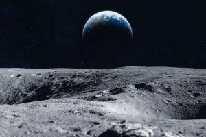 NASA опять нашло на Луне воду. Пока в виде льда