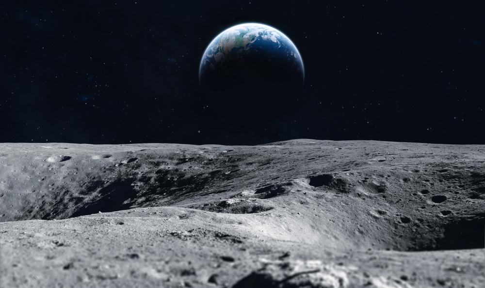 NASA опять нашло на Луне воду. Пока в виде льда.Вокруг Света. Украина