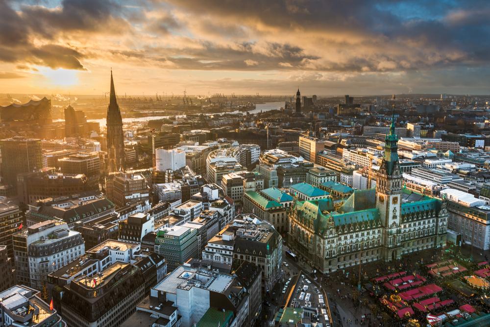 В Германии распродают домики беженцев