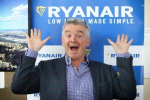 Пилоты лоукоста Ryanair объявили историческую забастовку