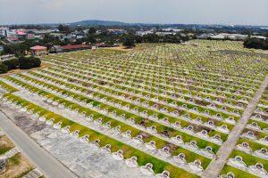 В Китае пересмотрели вековые традиции похорон