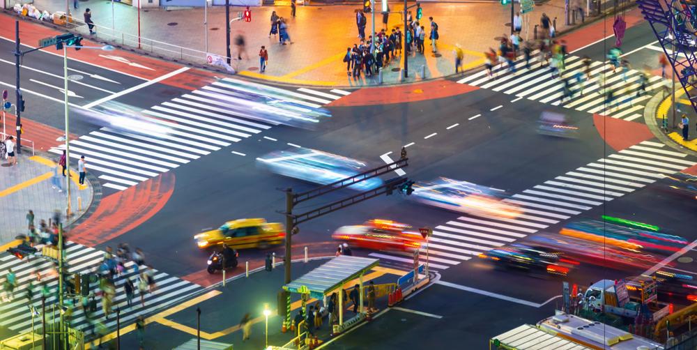 Почему ДТП часто происходят на перекрестках
