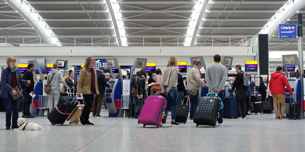 Европейским аэропортам осталось 20 лет.Вокруг Света. Украина