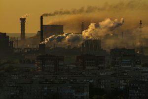 Украинские курорты возглавили список самых загрязненных городов