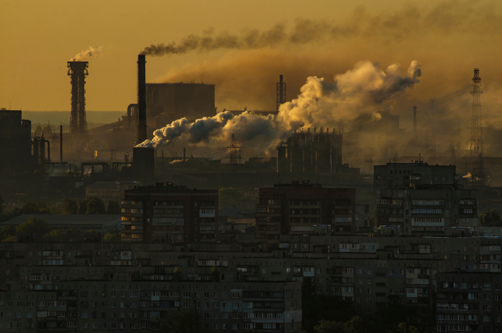 Украинские курорты возглавили список самых загрязненных городов.Вокруг Света. Украина