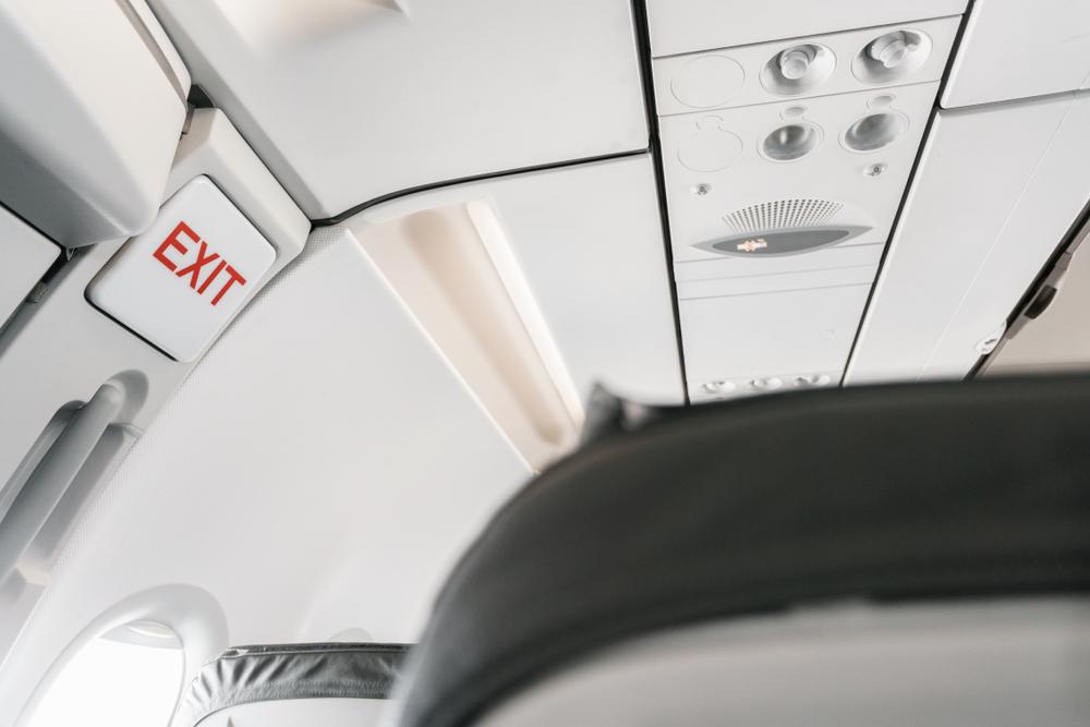 shutterstock 1133104214 - 4 простых секрета, которые спасут вашу жизнь во время авиакатастрофы