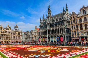 В Брюсселе появится улица с названием «Это не улица»