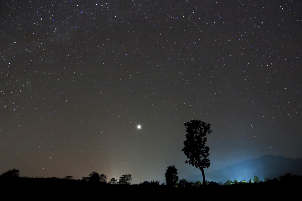 Астрономы определили точное расстояние до Полярной звезды