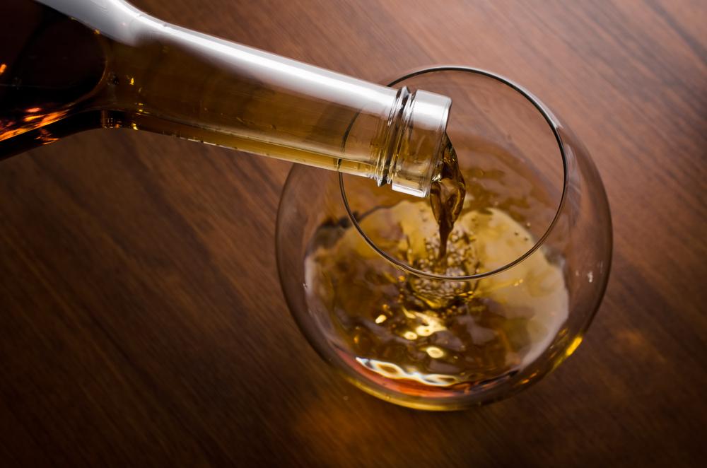 В Шотландии выставили на торги бутылку виски за миллион долларов