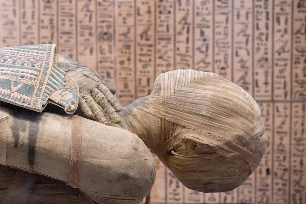 Раскрыт секрет создания первых египетских мумий