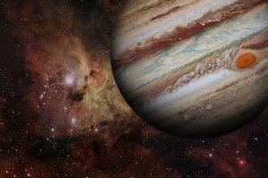 На Юпитере астрономы обнаружили воду