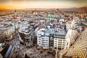 Вена признана самым комфортным городом в мире