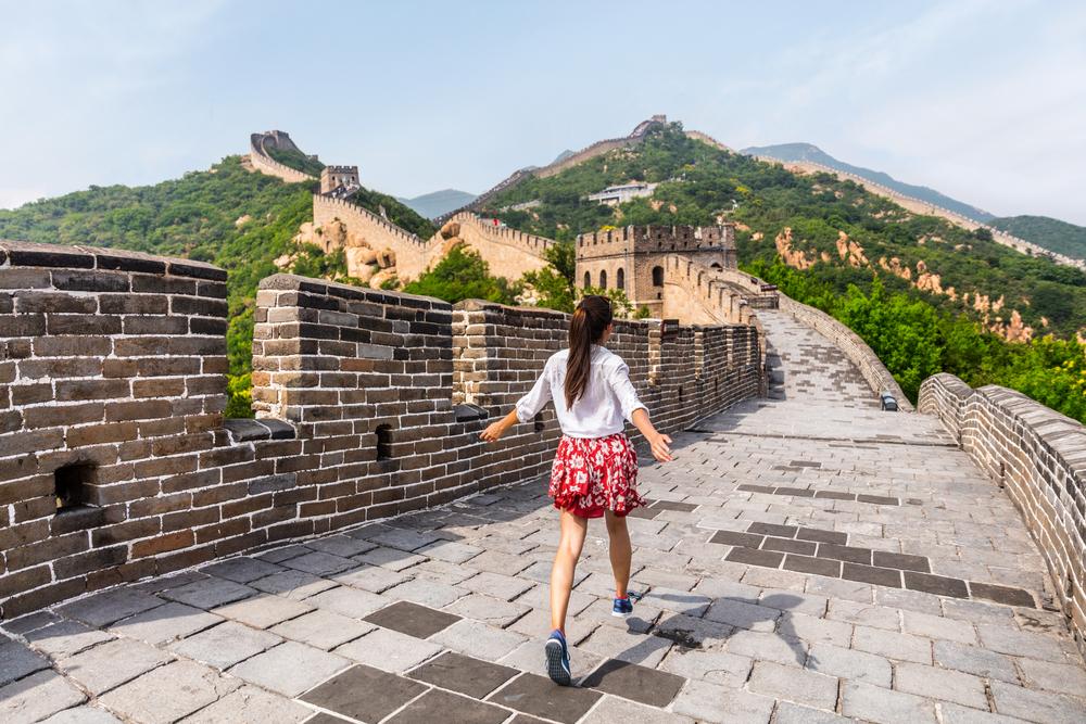 Airbnb разыгрывает ночевку на Великой китайской стене