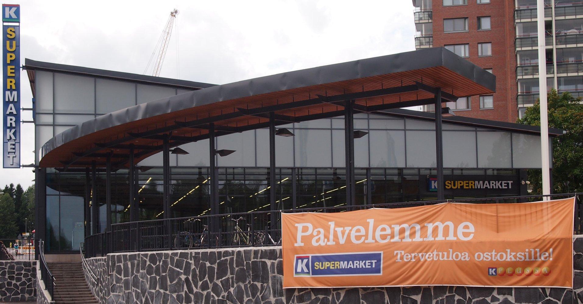 Жара в Европе: финский супермаркет пригласил переночевать в прохладе