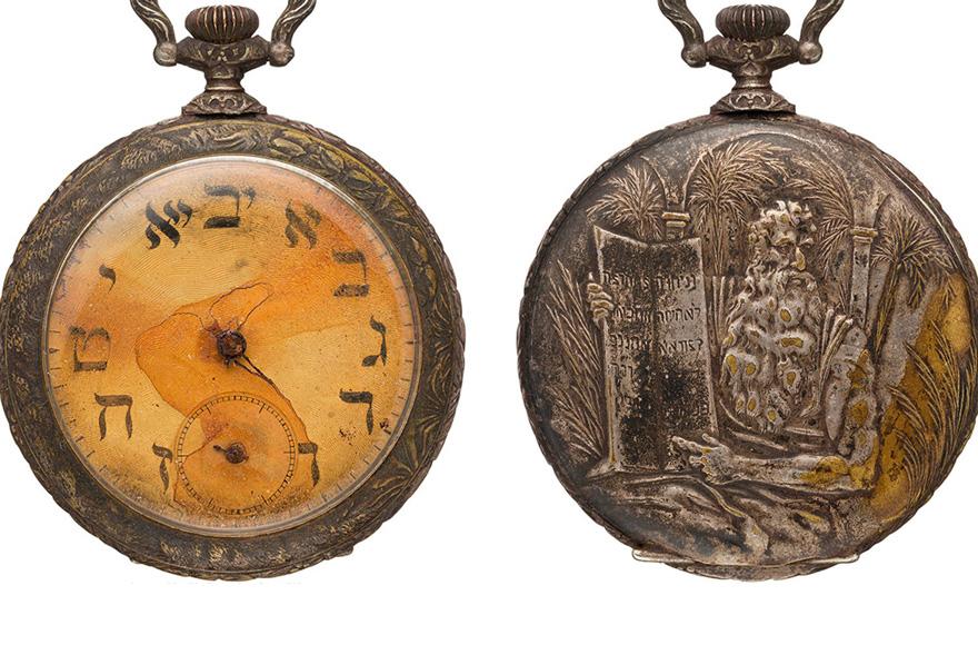 Часы русского иммигранта, погибшего на «Титанике», продают за $57,500.Вокруг Света. Украина