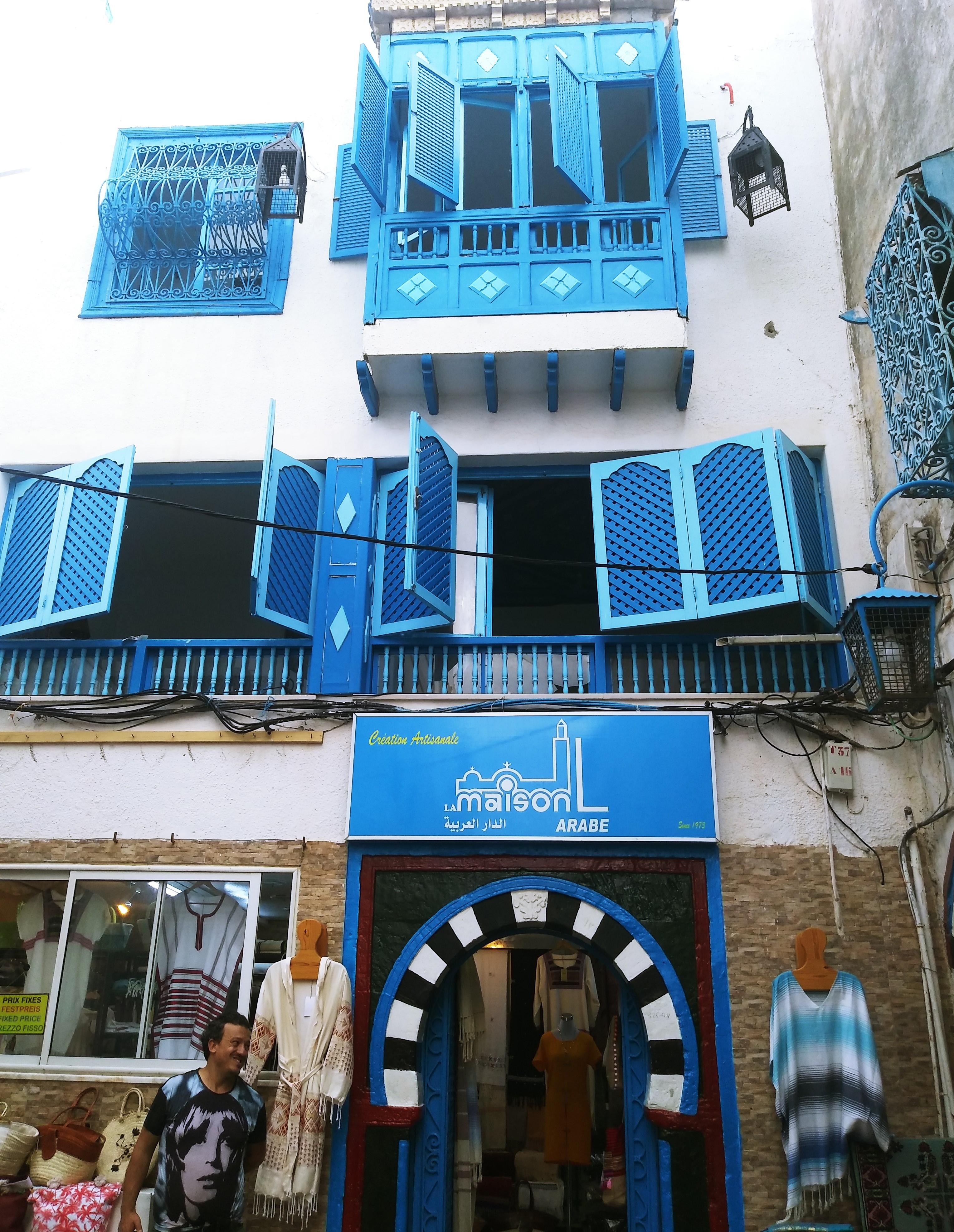 Тунис Туніс: «вільні люди» бербери, захід сонця в Сахарі та два Карфагени 20180917 172907222