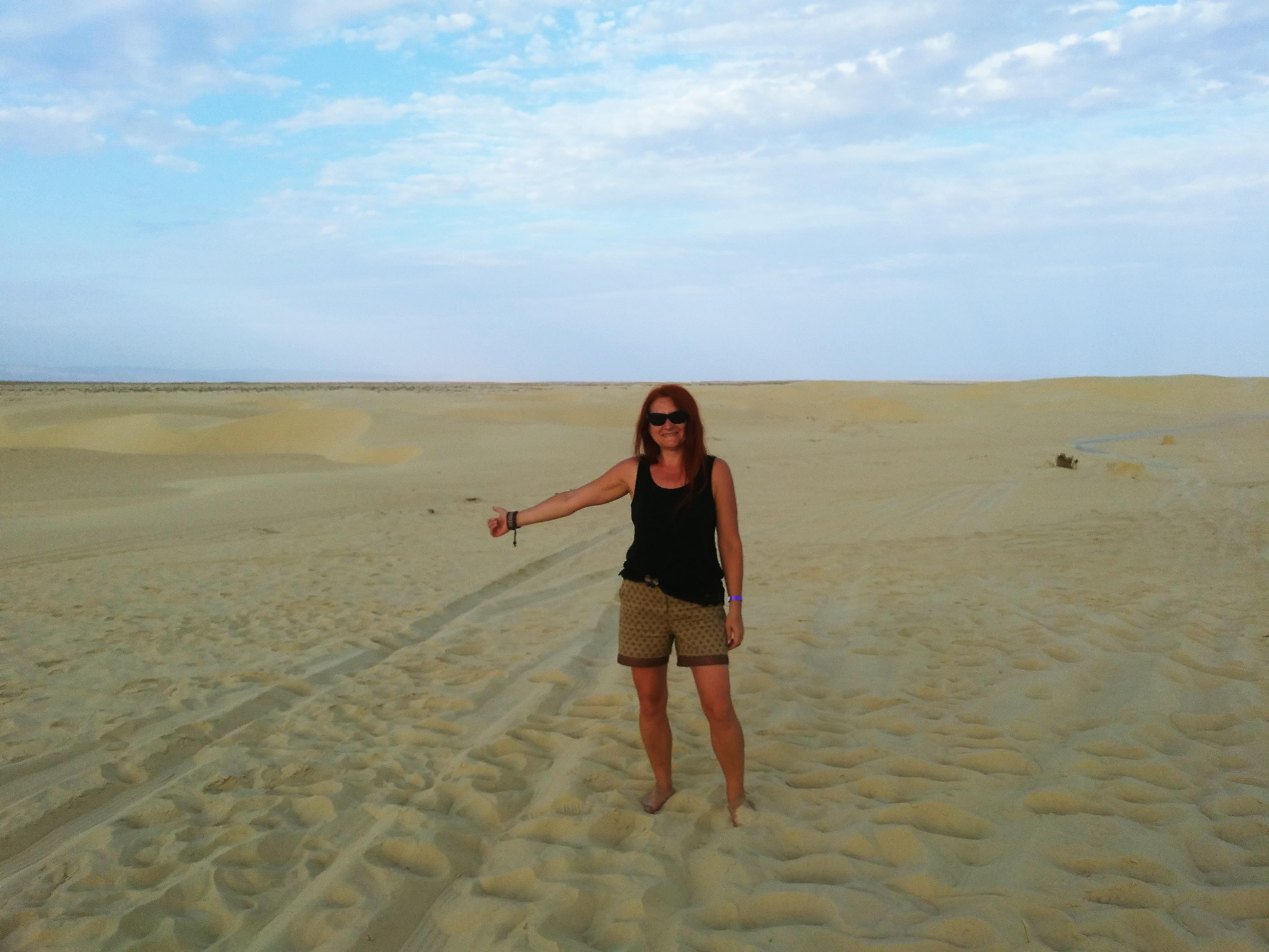 Тунис Туніс: «вільні люди» бербери, захід сонця в Сахарі та два Карфагени 20180918 174056
