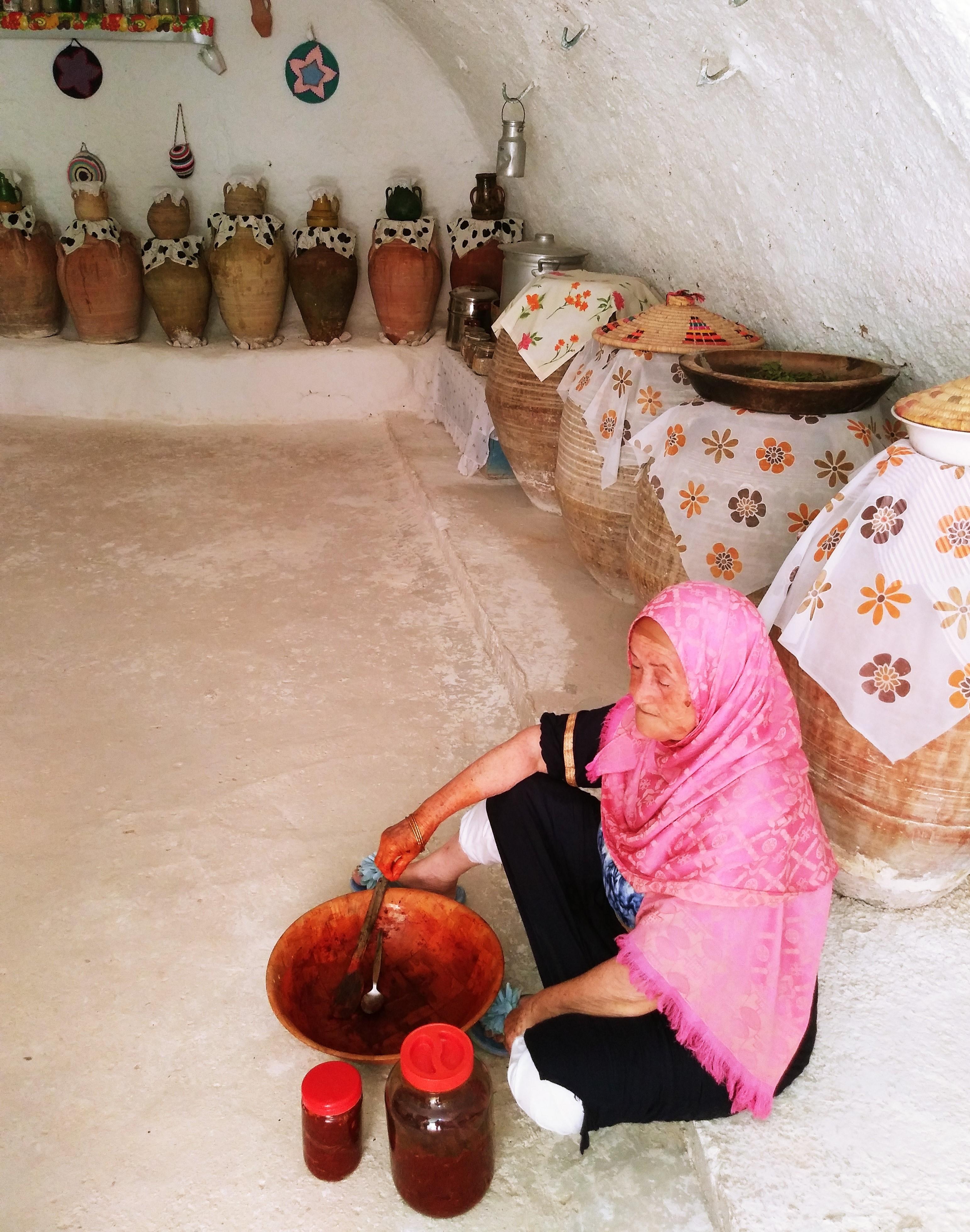 Тунис Туніс: «вільні люди» бербери, захід сонця в Сахарі та два Карфагени 20180919 110531222