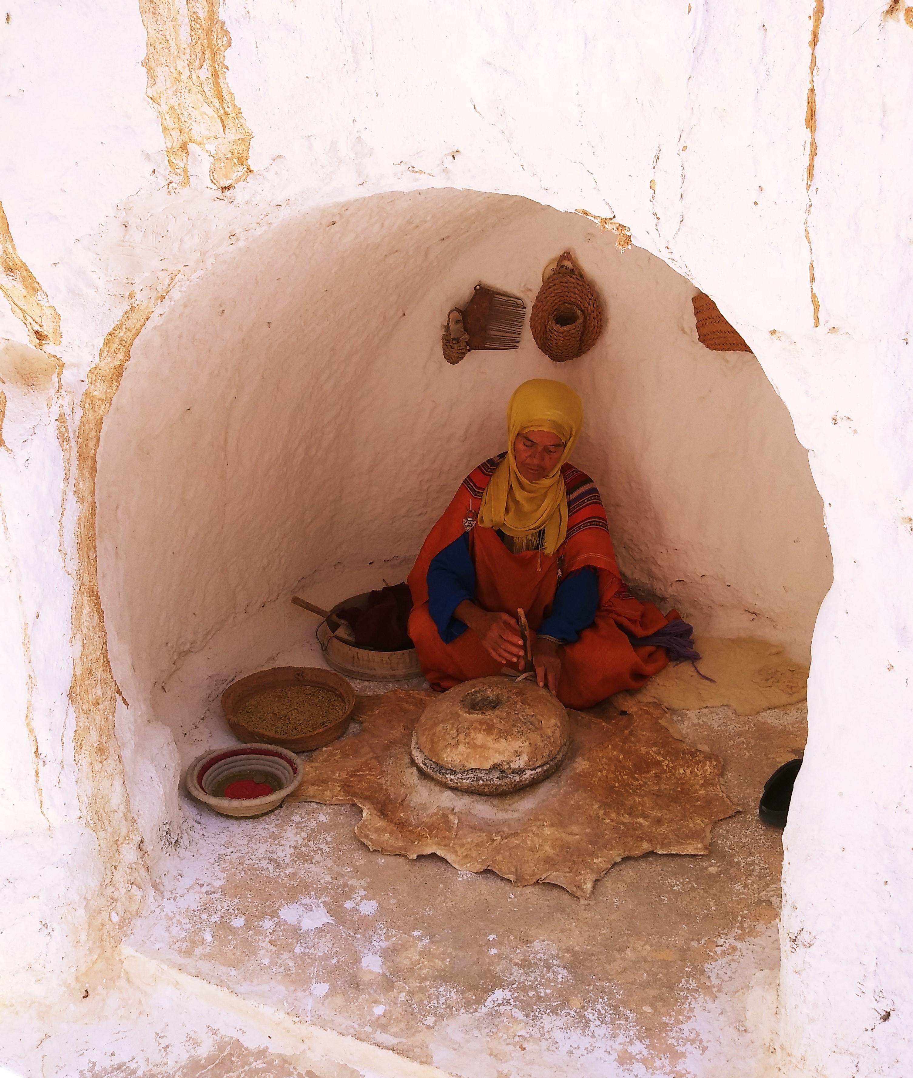 Тунис Туніс: «вільні люди» бербери, захід сонця в Сахарі та два Карфагени 20180919 11081622222