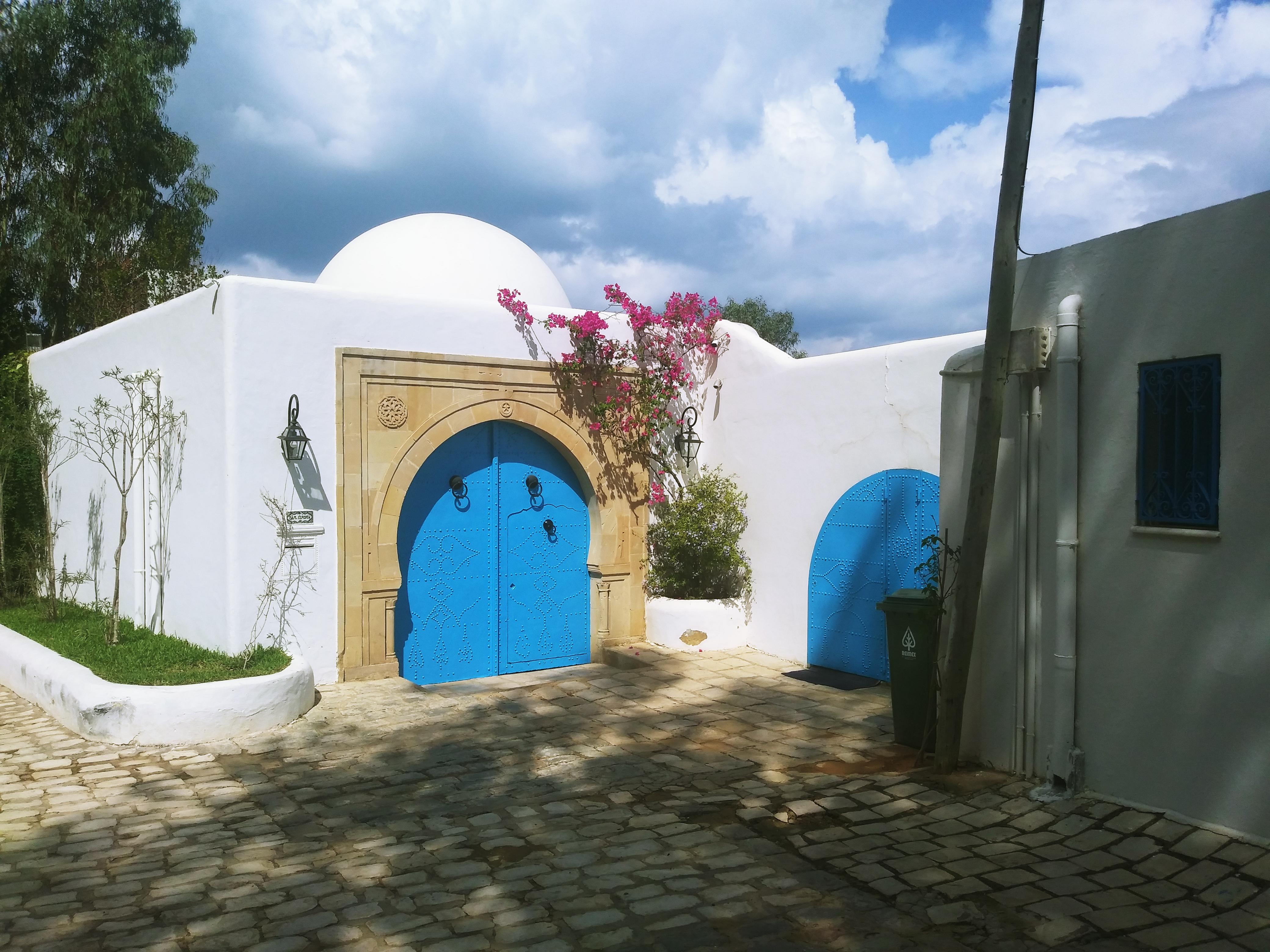 Тунис Туніс: «вільні люди» бербери, захід сонця в Сахарі та два Карфагени 20180921 121356