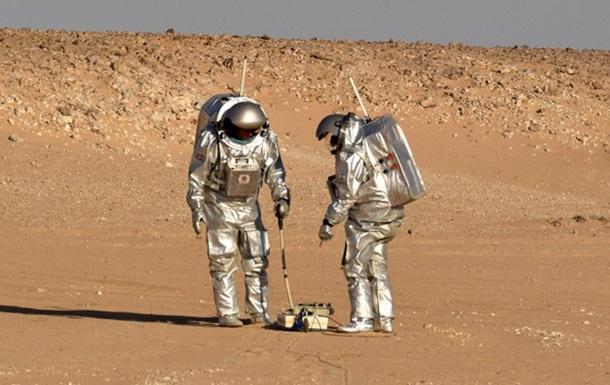 В Омане испытали установку для поиска марсианской воды