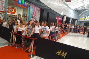 Шведский бренд H&M открывает в Украине второй магазин