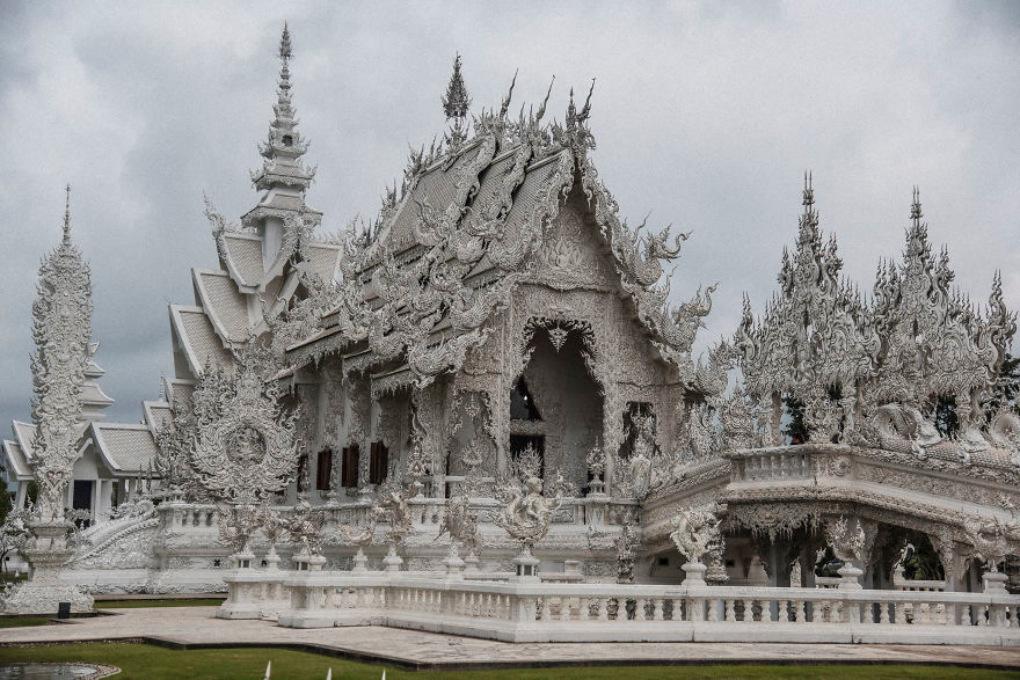 В Таиланде достраивают «самый красивый храм в мире».Вокруг Света. Украина