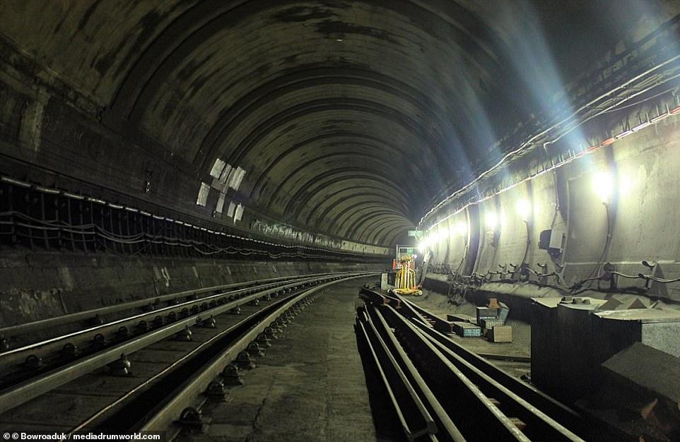 Создана самая подробная карта станций-призраков метро Лондона.Вокруг Света. Украина