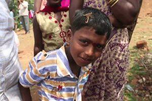 Дети & скорпионы: как в Индии отмечают Нагапанчами