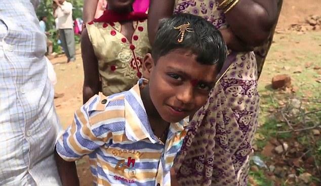 Дети & скорпионы: как в Индии отмечают Нагапанчами.Вокруг Света. Украина