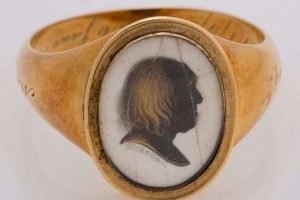 В Лондоне ищут траурные кольца эксцентричного английского философа XVIII века