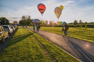 Международный фестиваль воздушных шаров пройдет в Умани
