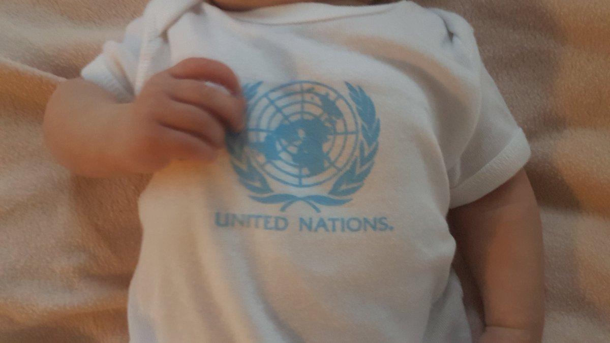 Премьер-министр Новой Зеландии пришла в ООН с младенцем на руках