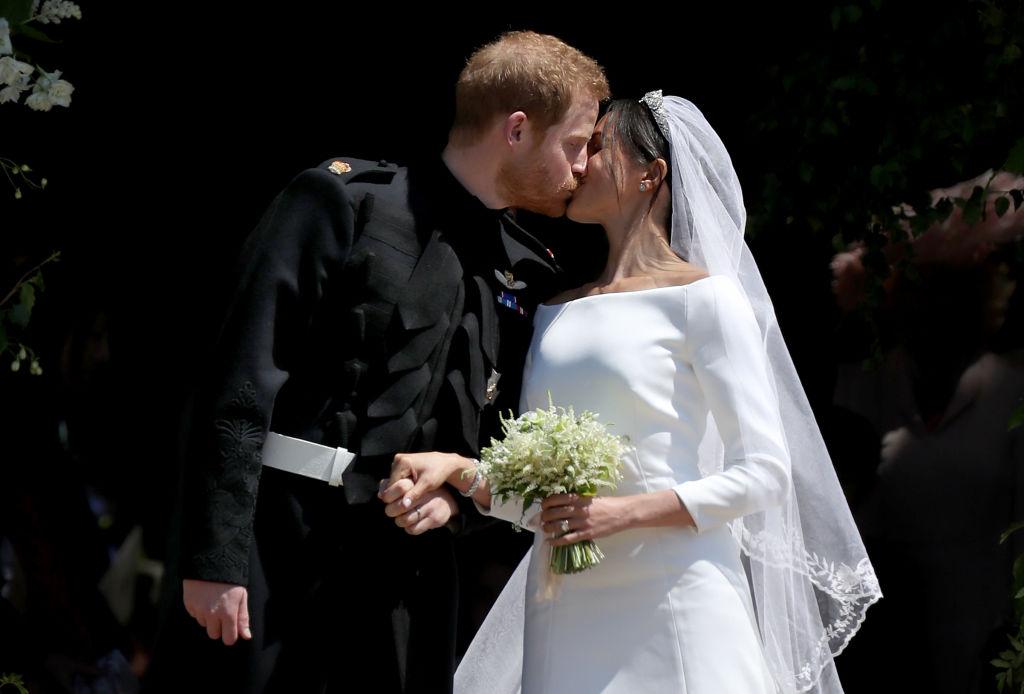 Свадебные наряды принца Гарри и Меган Маркл выставят в музее