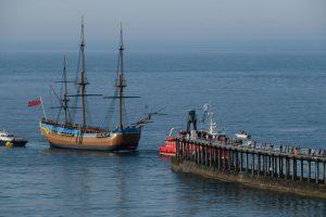 Найдено место гибели корабля Джеймса Кука