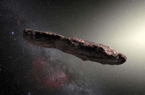 Ученые выяснили, откуда прибыл межзвездный гость Оумуамуа