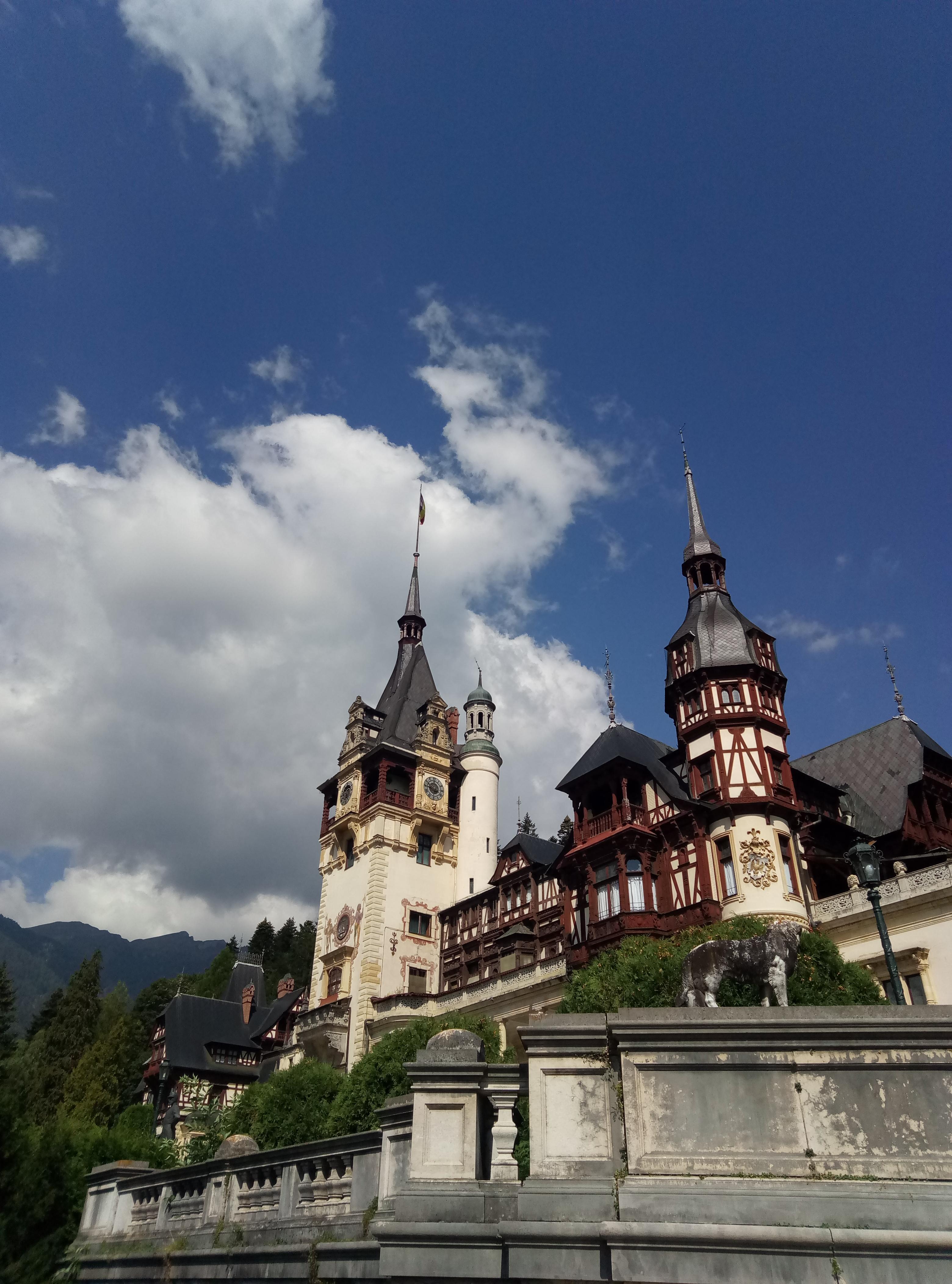 Замок Дракулы в Трансильвании: у вапмира были гениальные пиарщики Замок Дракулы в Трансильвании P80825 113035