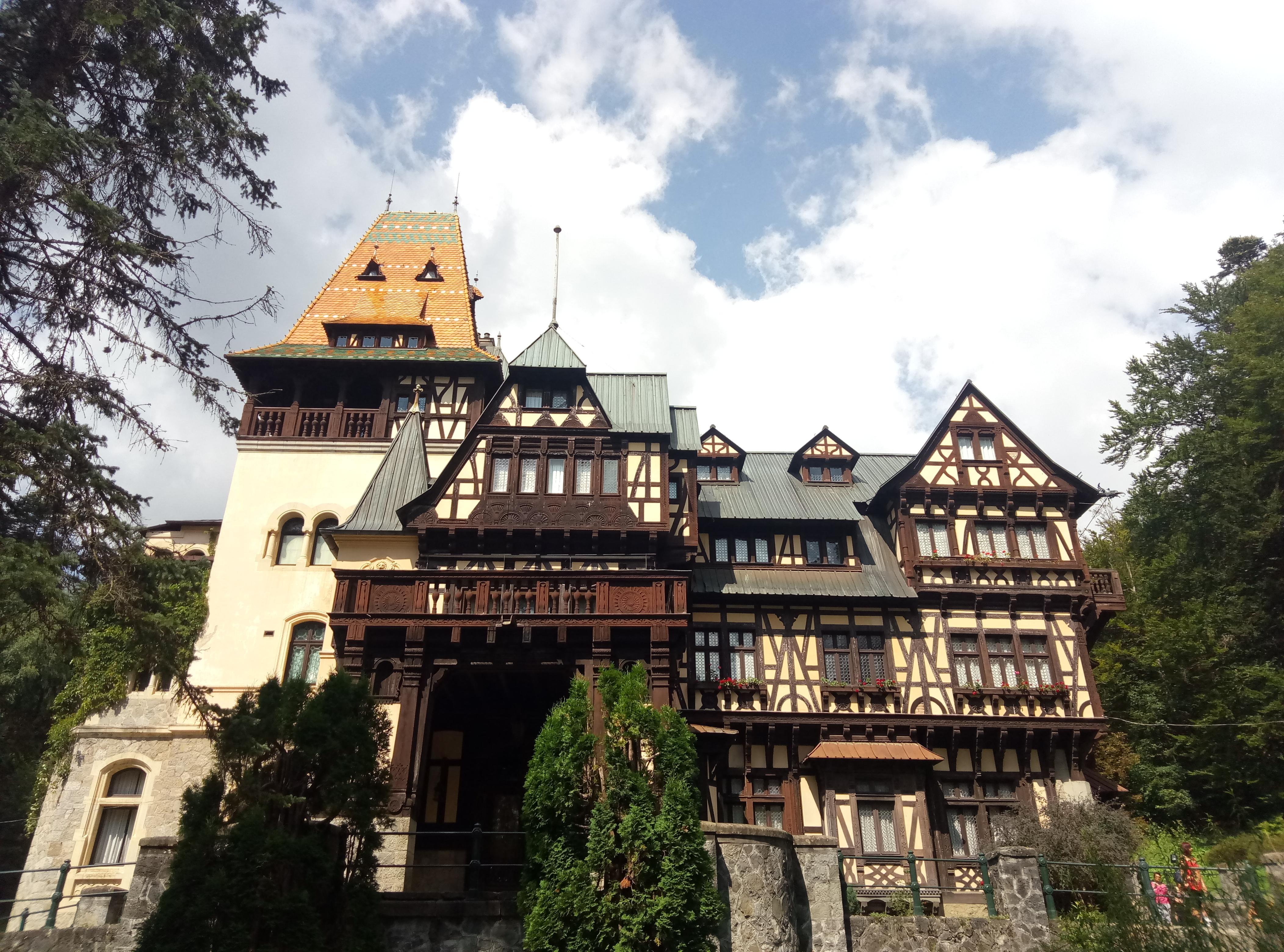 Замок Дракулы в Трансильвании: у вапмира были гениальные пиарщики Замок Дракулы в Трансильвании P80825 121729