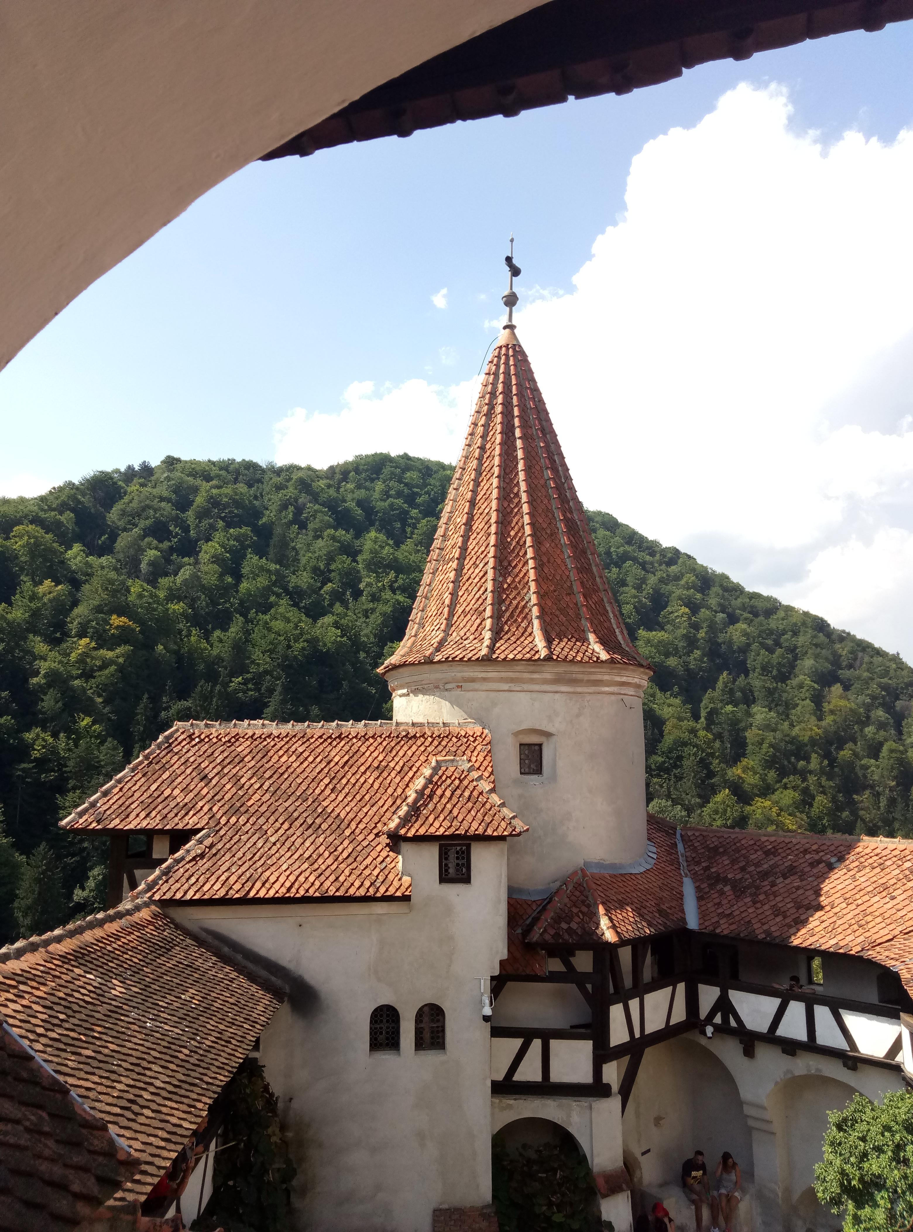 Замок Дракулы в Трансильвании: у вапмира были гениальные пиарщики Замок Дракулы в Трансильвании P80826 143334