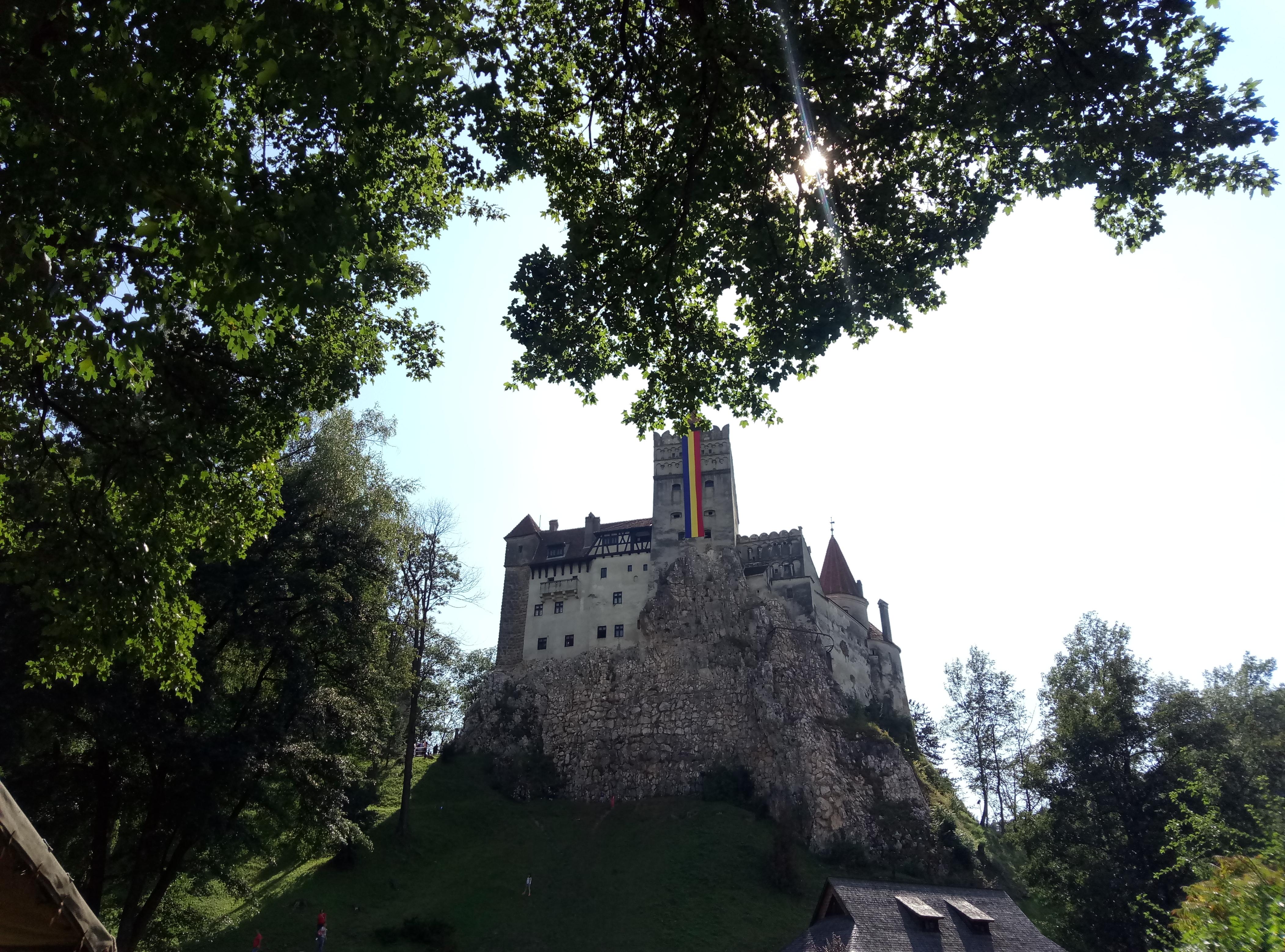 Замок Дракулы в Трансильвании: у вапмира были гениальные пиарщики Замок Дракулы в Трансильвании P80826 151244
