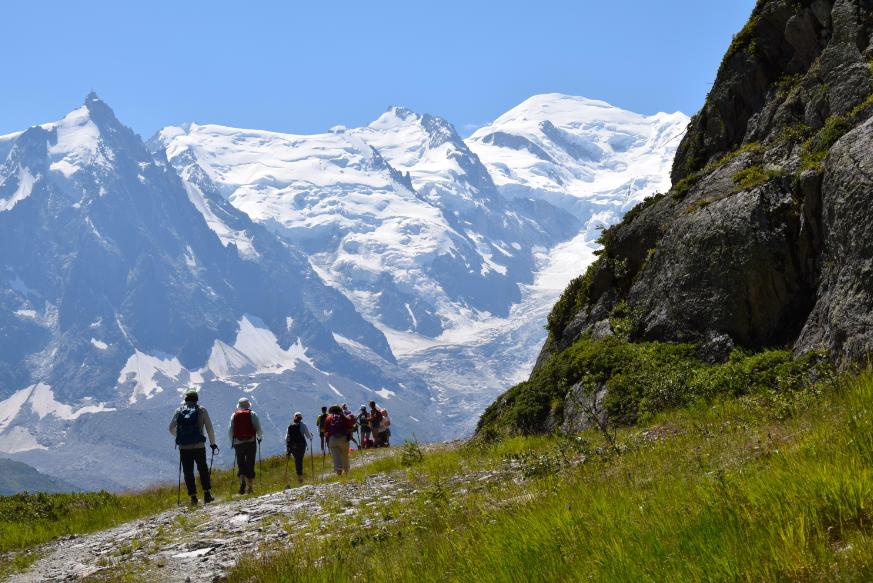Легкие горы: почему трекинг в Альпах подходит всем, от детей до пенсионеров
